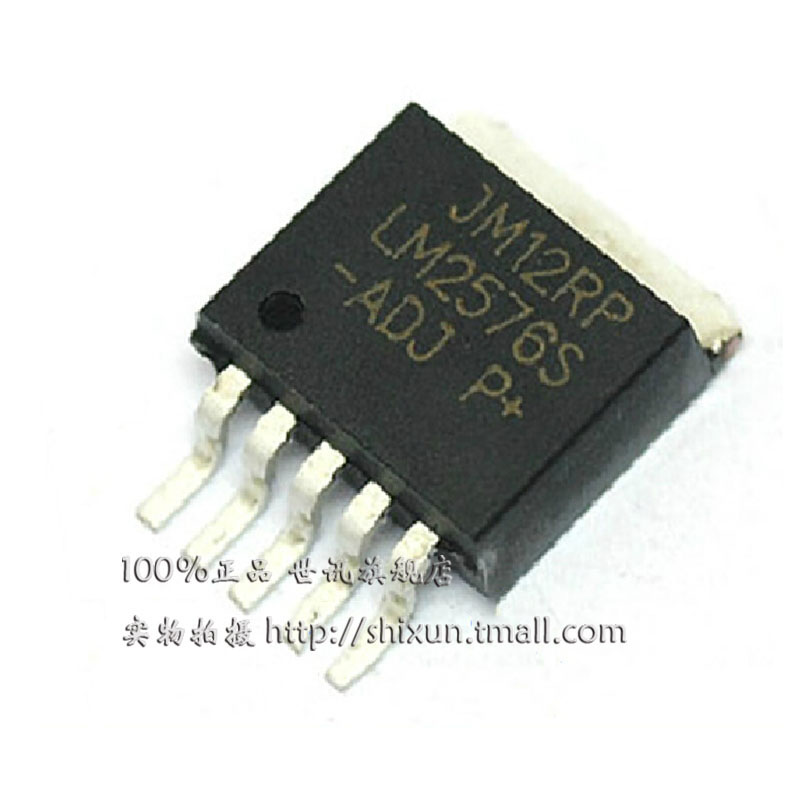 Здесь можно купить  LM2576S-ADJ TO-263-6 DC-DC switching regulator new original (5)--CSYXKJ LM2576S-ADJ TO-263-6 DC-DC switching regulator new original (5)--CSYXKJ Электронные компоненты и материалы