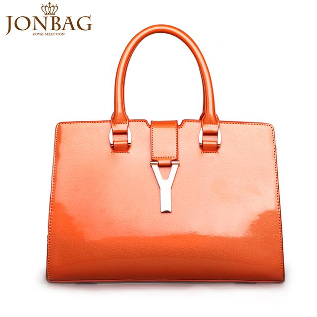 Shoulder bag 2013 fashionable casual bags orange personality trend of the women's handbag 111