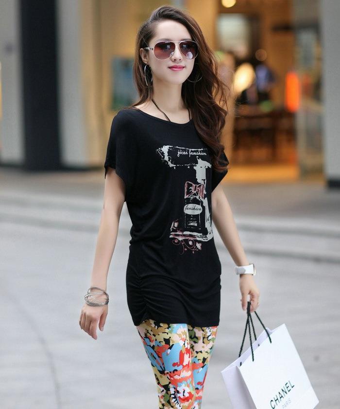 Женские футболки из Китая