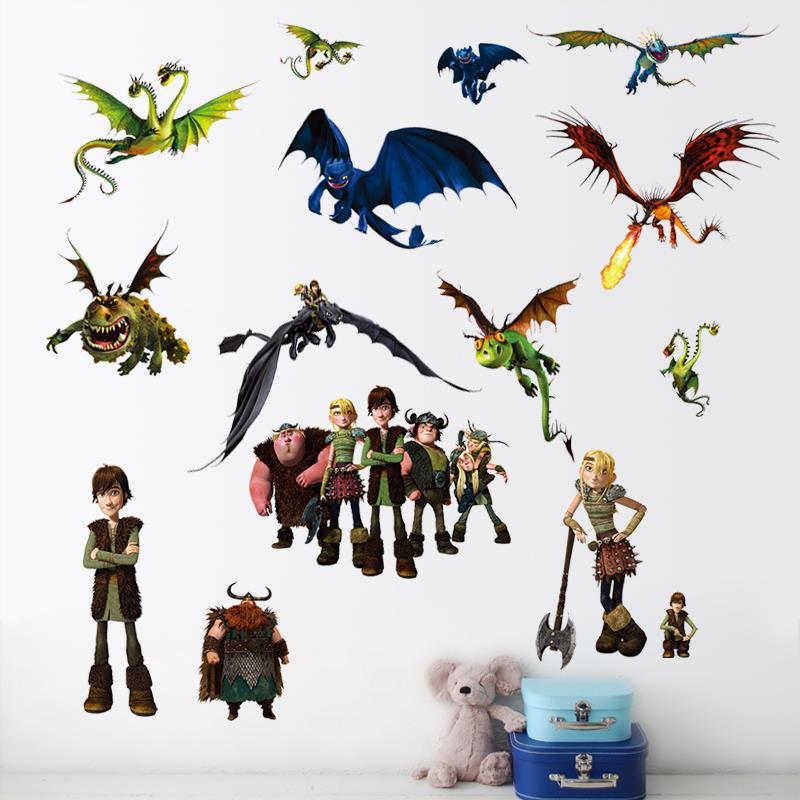 Achetez en Gros Dragon stickers muraux en Ligne à des