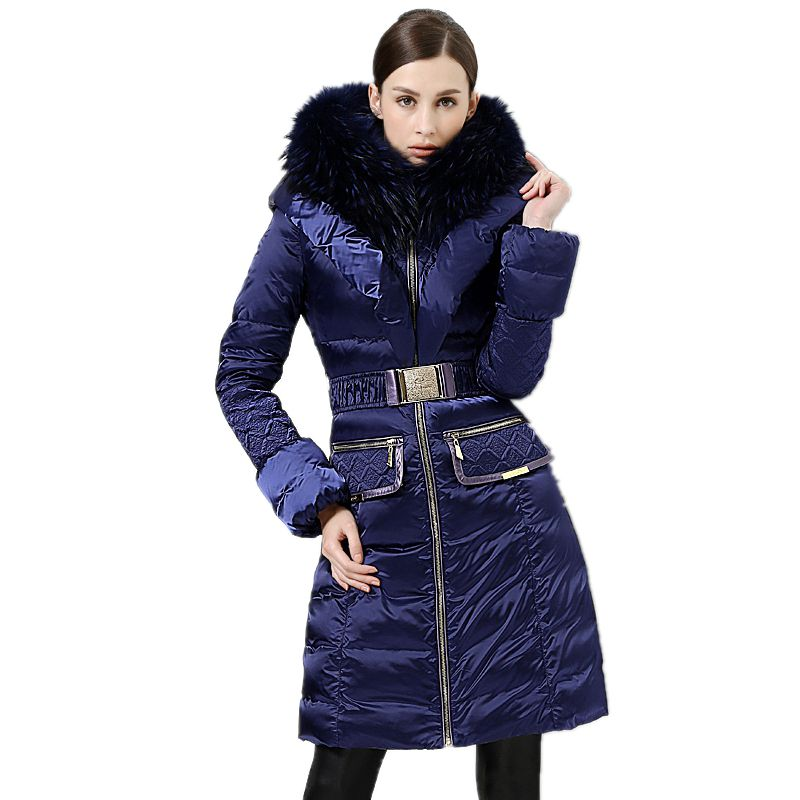 Online Buy Wholesale european down coat long from China european ...