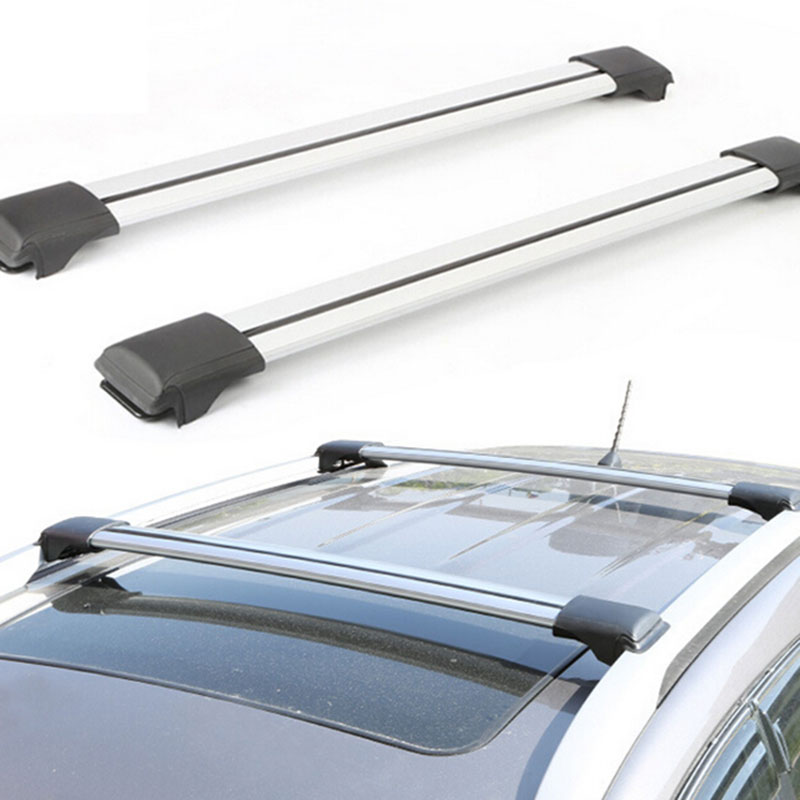 For BMW X5 Car Roof Rack Cross Bar SUV Offroad with Anti-theft Lock Load 100LBS Top Cargo Luggage Carrier(China (Mainland))