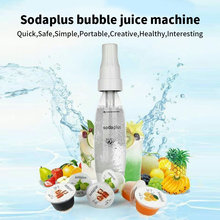 Beach Sodas Hand-held Carbonated Soda Maker Portable Soda Water Bottle Sparkling Water Maker soda dispenser(China (Mainland))