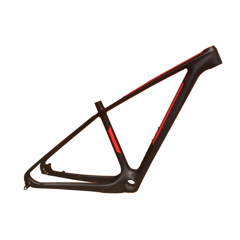Customization brand new MTB carbon frame 29er 3k mountain bikes frame 17.5'' 19'' bicicletas mountain bike 29 ems free shipping(China (Mainland))