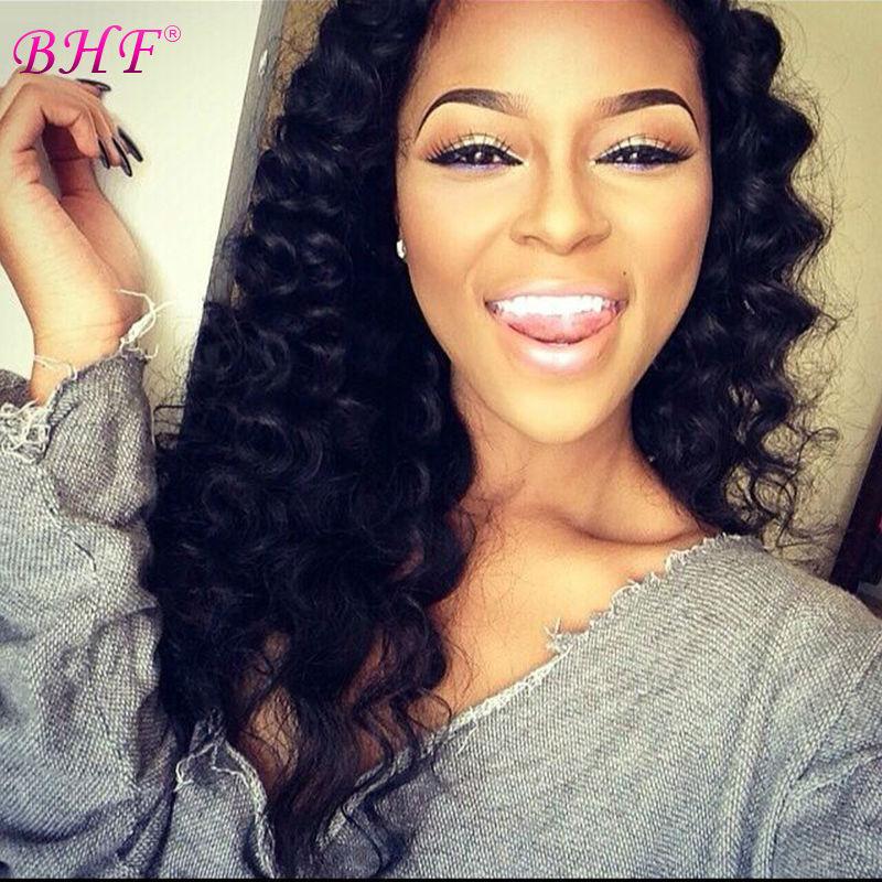 Bhf Hair Store Products Grade 7A Unprocessed Virgin Hair Deep Wave 4Bundles Soft Malaysian Deep Wave Curly Hair 100% Human Hair <br><br>Aliexpress