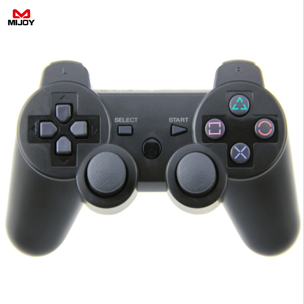 MIJOY SIXAXIS Wireless Game Controller For PS3 Controller Dual Vibration Joystick Joypad Gamepad For Playstation 3 Controller(China (Mainland))