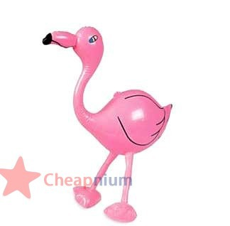 CheapNium Super Party Inflatable Flamingo Hula Tropical Animal Inflate Toy(China (Mainland))