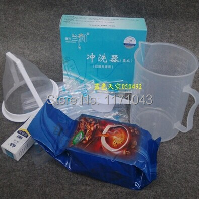 Haplostele organic coffee powder enteroclysm detoxified set king enema enteroclysm full set utensils