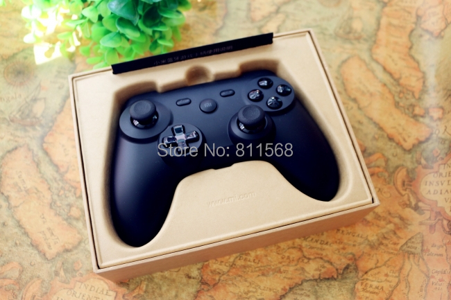 In Stock Original Xiaomi Bluetooth Game Controller Gamepads For Xiaomi phones Android Mobile Phones TV Tablet PC(China (Mainland))