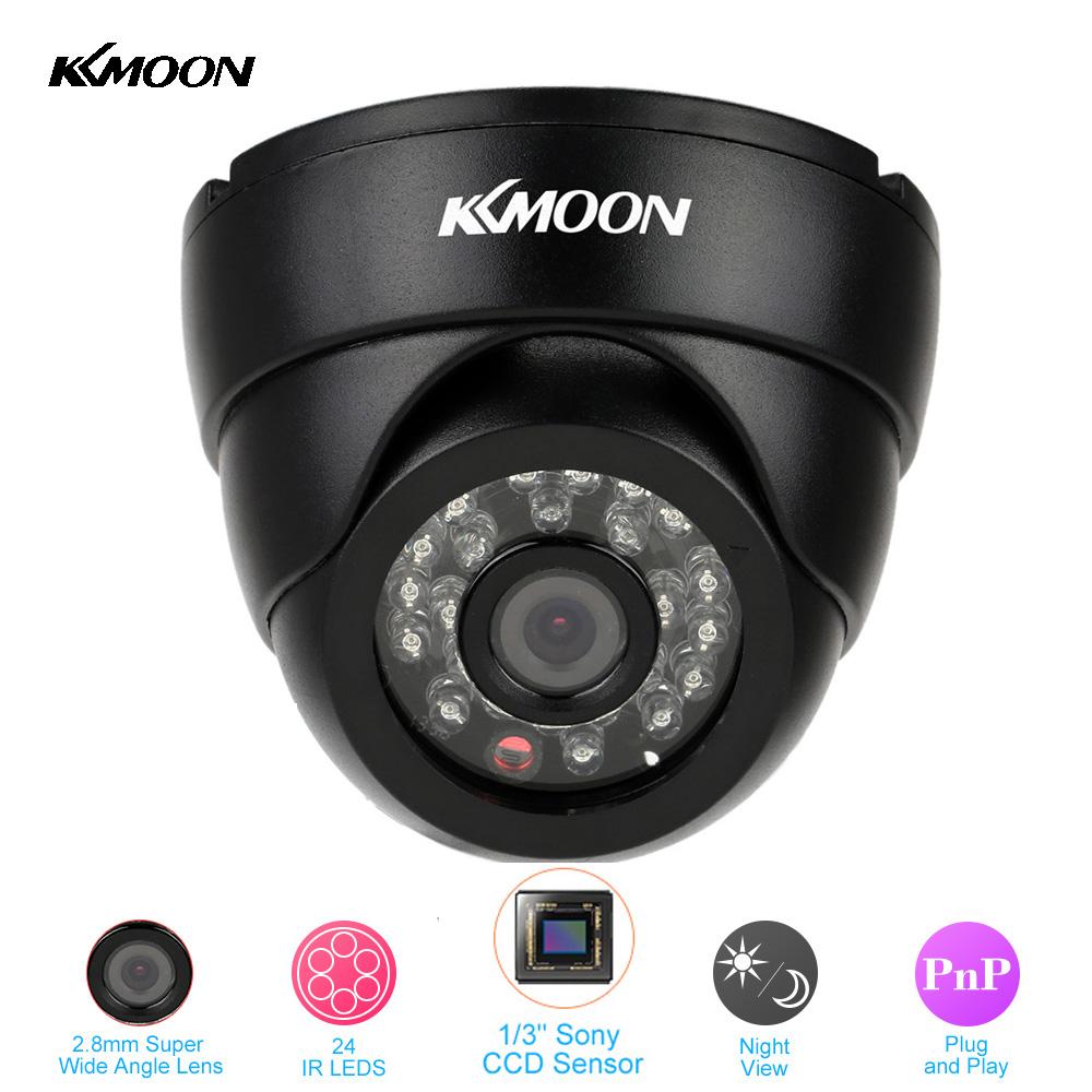 Super Nice 960H 700TVL 1/3'' CCTV Camera with 24pcs IR LEDs Night Vision Home Surveillance Security Camera 2.8mm Wide Angel Lens(China (Mainland))