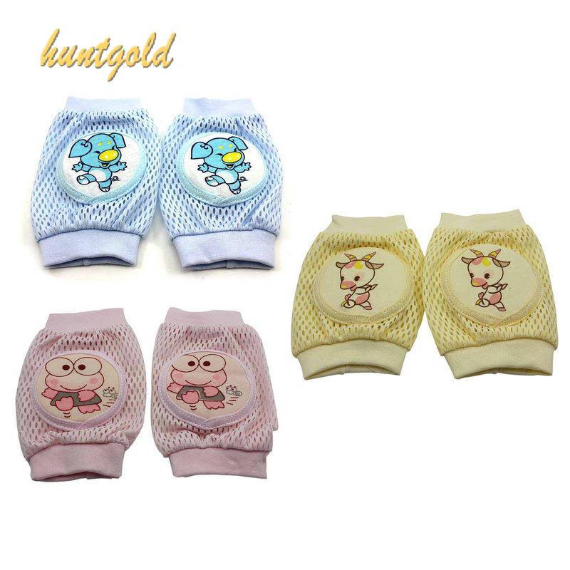 Novelty Baby Crawling Kneecaps Children Baby Toddler Leg Warmers Boys Girls Unisex Knee Protector Pads(China (Mainland))