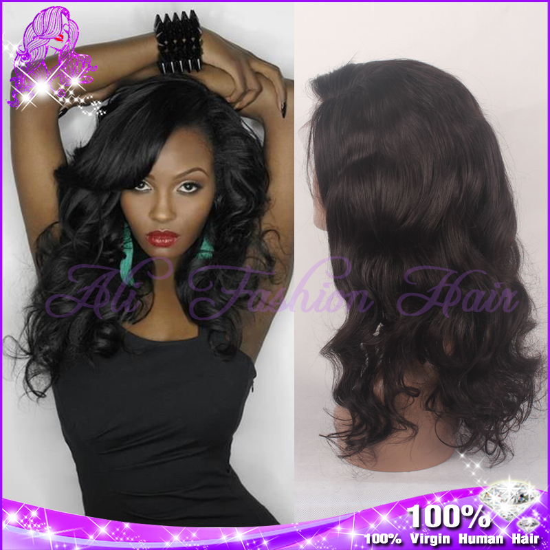 Buy Cheap Human Hair Lace Wigs 73