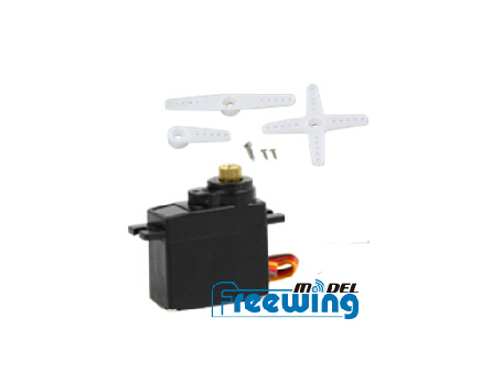 9g or 17g Servo for Freewing Su-35 twin 70mm jet plane