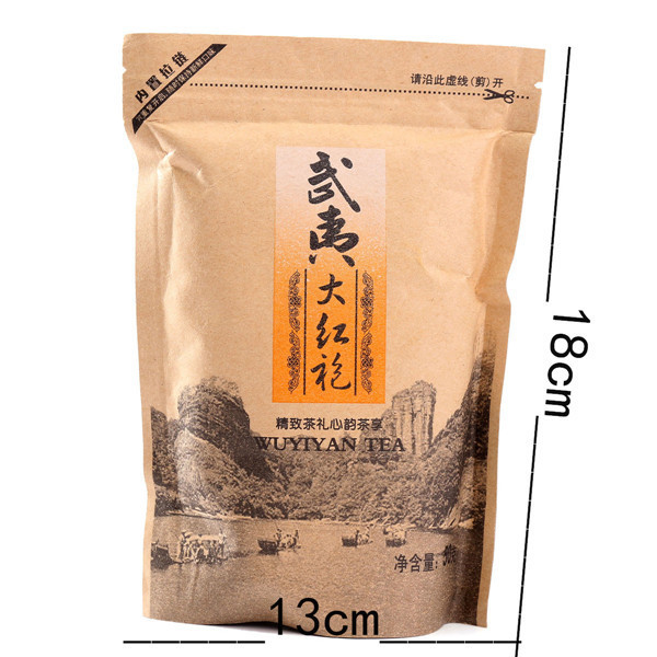 Chinese WuYi Tea Da Hong Pao Big Red Robe Premium New Dahongpao High Quality Premium Class