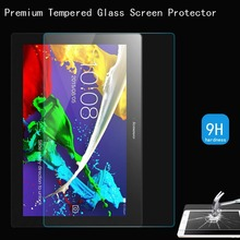 9H Tempered Glass Screen Protector Bags Film For Lenovo Tab 2 A10-70 A10-70F A10-70L Tab2 A10 70 10.1