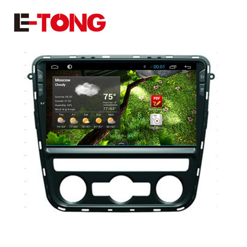 10.1 polegada 1024 * 600 Android 4.4.4 carro DVD Player para for Volkswagen VW Passat CC B6 B7 GPS de navigation de radio1(China (Mainland))