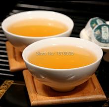Organic shen puer tea 20pcs ripe pu er tea oldest puer tea ansestor antique honey sweet