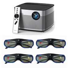 XGIMI H1 4K Projector 300 Inch Full HD 1080P 3D 3GB/16GB Android 5.1 Home Theater No-Screen TV International Edition(China (Mainland))