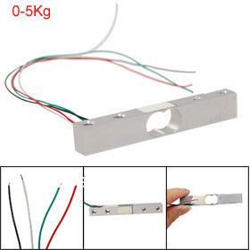 0-5Kg Weighing Load Cell Sensor for Electronic Balance