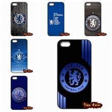 For Samsung Galaxy Note 2 3 4 iPod Touch 4 5 HTC M7 M8 iPhone 4 4S 5S 5 5C 6 6S Plus Club Badge Chelsea Back Coque Cases Cover(China (Mainland))