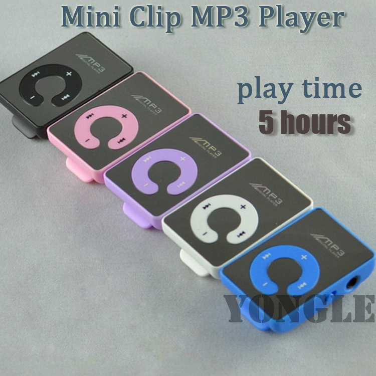 New store big promotion Portable MP3 player Mini Clip MP3 Player waterproof sport mp3 music player walkman lettore mp3(China (Mainland))