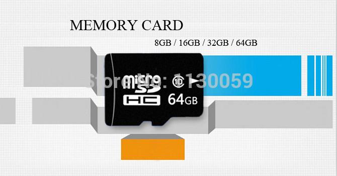 Memory cardMicro sd card 4gb 8gb 16GB 32 GBmicrosd TF Card micro sd flash card with your smart phone(China (Mainland))