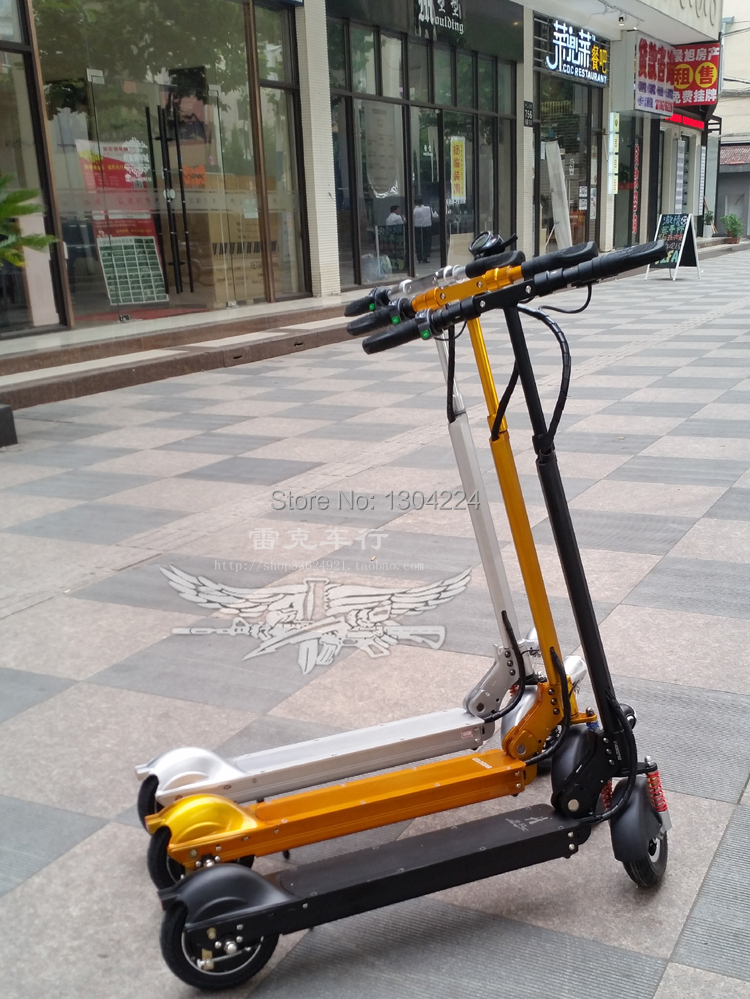 Folding, portable, mini electric cars, electric scooters adult, lithium car, driving on behalf of essential(China (Mainland))