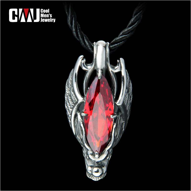 New arrival cool titanium necklace national vintage male trend pendant clothes accessories