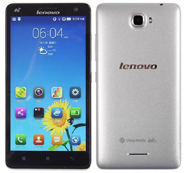 Originla 5 5 Lenovo S810t Android 4 3 Quad Core Mobile Phone 8MP RAM 1GB ROM