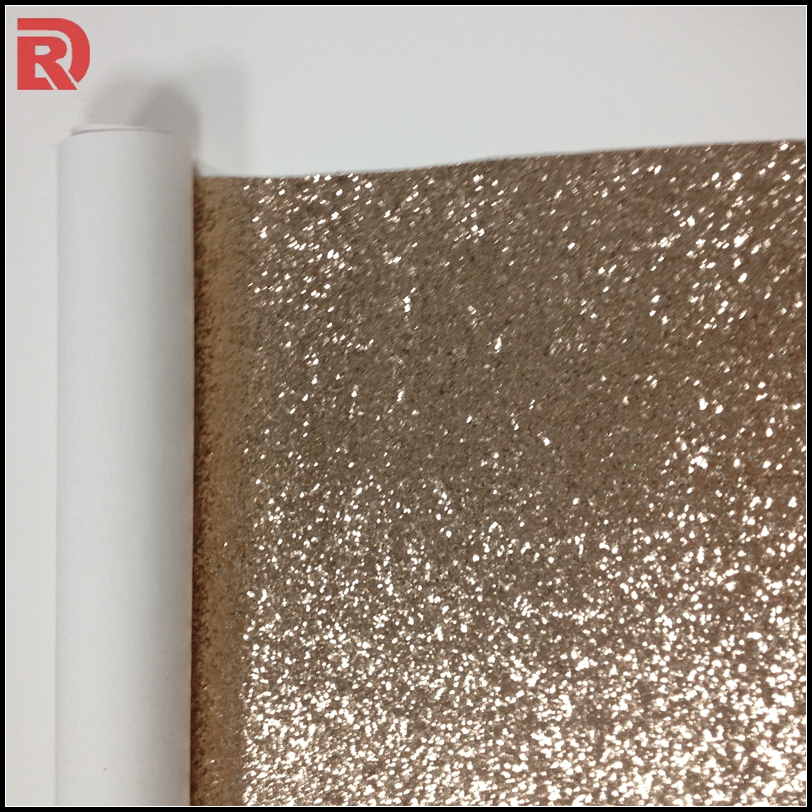 68cm width glitter wallpaper roll wall covering plain wall for Plain white wallpaper for walls