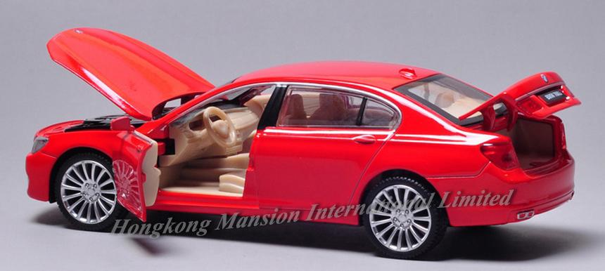 New 132 Car Model For BMW 760Li (24)