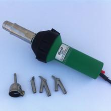 Mejor calidad! ppr, pvc, pe, HDPE soldador de aire caliente, soldadura de aire caliente, hor pistola de soldadura de aire 1600 w