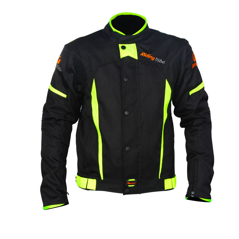 Фотография Motorcycle Jacket Summer Veste Moto Motorbike Clothing Breathable Men Motorcycle Racing Jackets Roupa Motoqueiro JK-37S