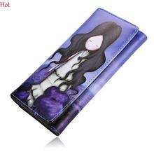 Sweet Long Wallets Folding Clutch Coin Purse Hot Bags Cute Girls Brand Handbags Women Wallet Cards ID Holder Burse Bags SV029075
