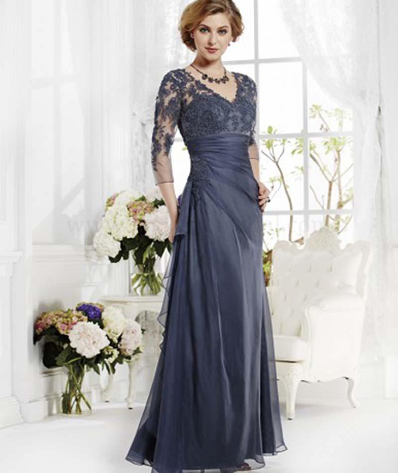 Mother Groom Evening Dresses - KD Dress