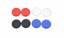 8 x TPU Analog Controller Thumb Stick Grips Cap Cover For Sony Play Station PlayStation PS 4 PS4 console jogos Game Accessories