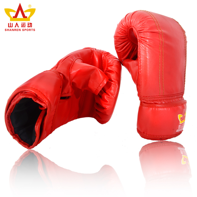 Boxing gloves adult professional lucy refers to semi-finger sandbag thin gloves