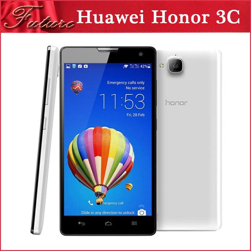 Мобильный телефон HUAWEI 3C 4G FDD LTE Kirin910 5/1280 * 720px 2G + 8G 8MP Multi мобильный телефон jiayu f2 mtk6582 1 3 4g fdd lte 4 4 sim 5 1280 720 p ips ogs 8mp 2g 3000mah