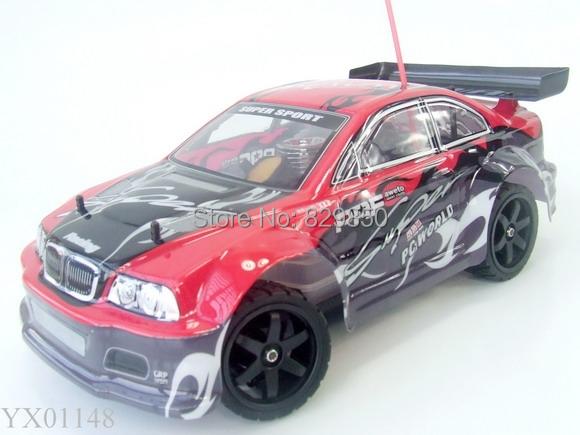 Free shipping 1:16 RC car Nitro Gas GP 05 Engine 4WD RTR Racing Mini Car radio remote control cars toys(China (Mainland))