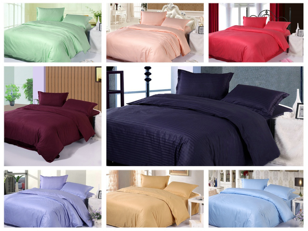 Hotel textile,Bedding set/Bedclothes100% Cotton plain dyed/Satin bedding/bed linen/bed set/bed cover/duvet cover/bed sheet,HOTEL(China (Mainland))