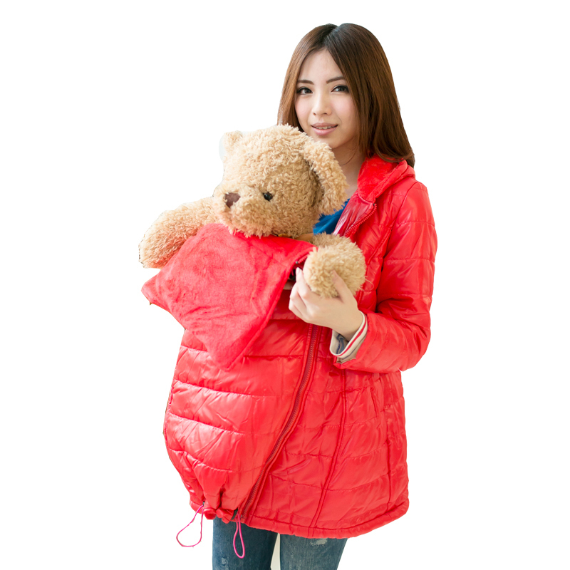 pregnant coat comfortable Down Jackets thicken warming coats and for holding babies Women down jackets hot selling