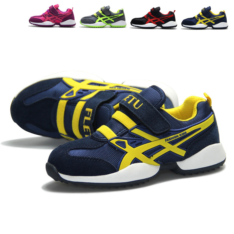 high quality brand children shoes boys and genuine