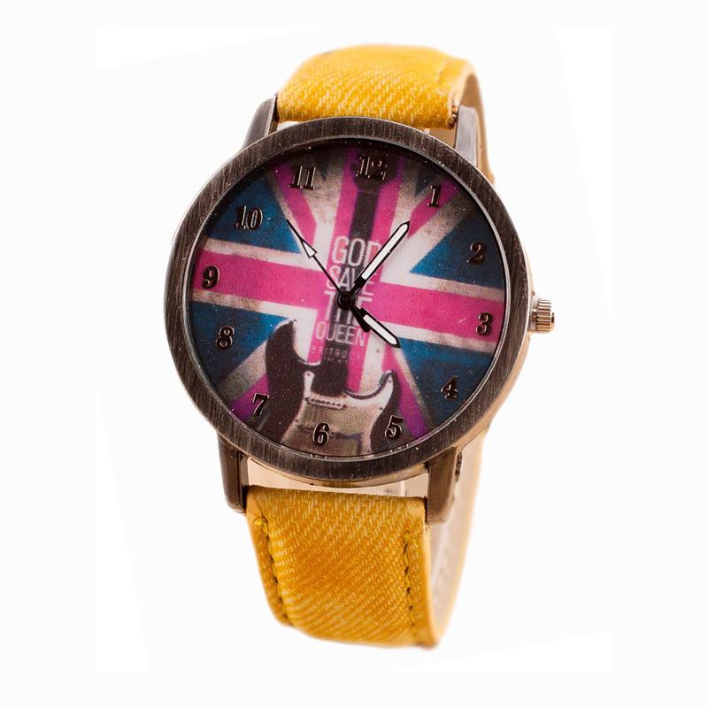 2015 Hot Sale UK Flag Casual Watch For Women Men Girls Dress Wristwatch Girl Studends Quartz Watch Relojes Feminino Dropship<br><br>Aliexpress