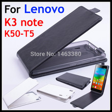 Buy High luxury Leather Case Lenovo K3 note K50-T5 K 3 K 50 T 5 housing Flip Cover cases Mobile Phone Cases chassis for $6.19 in AliExpress store