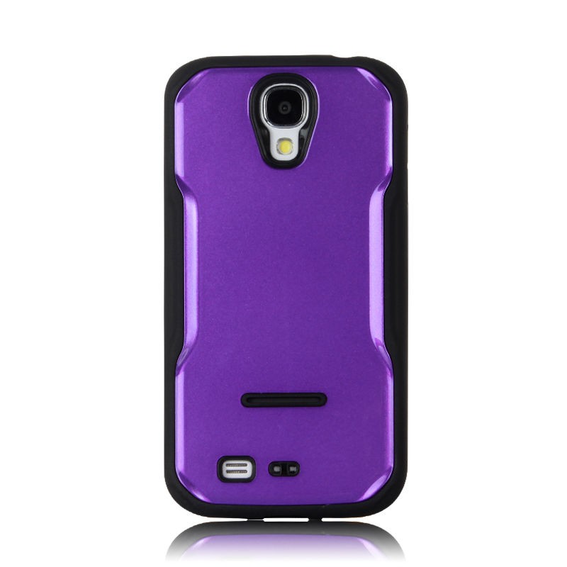 S4 Cases Silicon Back Case for Samsung Galaxy S4 I9500 Cover Quality Picks Mobile Phone Cases Fundas Soft Shell With Kickstand(China (Mainland))