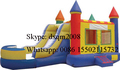 factory customized gaint bouncer slide combo party palace inflatable bouncy jumping castle for kids and adults