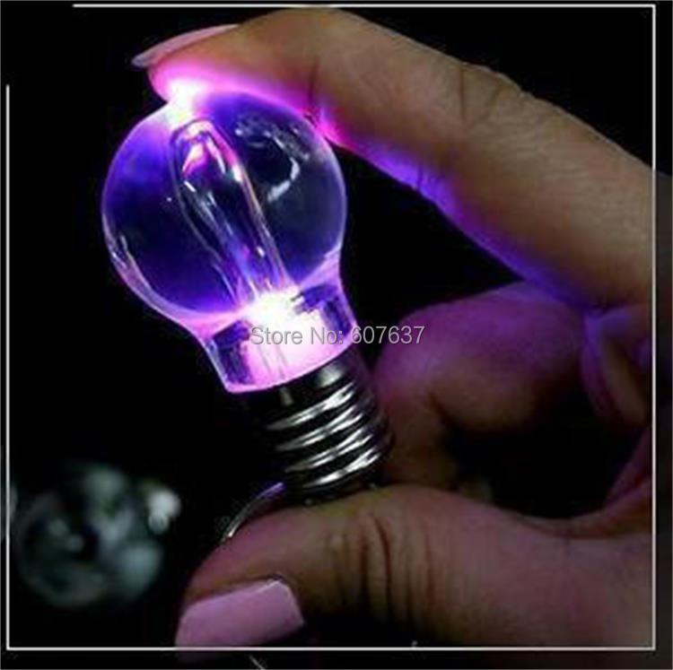 New ARRIVAL Bulb pendrive 8gb U disk Led Light usb flash drive 64gb pen drive 32gb usb2.0 flash memory stickround pen driver(China (Mainland))