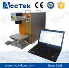 pipe laser marking machine,necklace laser marking machine(China (Mainland))