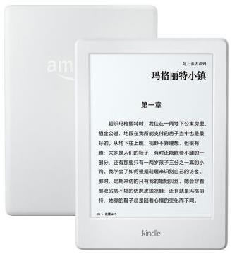 "NEW White color new Kindle 6 now with touch eBook Reader 4GB,Wi-Fi,6"",E Ink Display Brand newtouch super long standby(China (Mainland))"