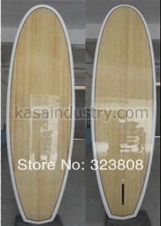 stand up paddle board sup board foam board surfboard bamboo boad(China (Mainland))